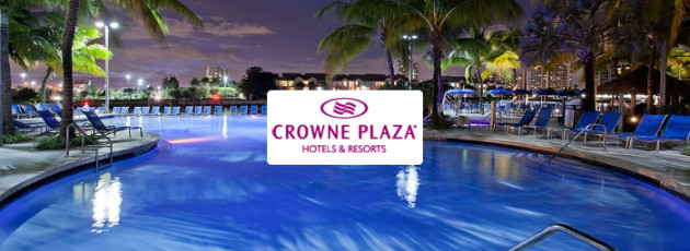 Crown Plaza Holly Wood Beach Hotel