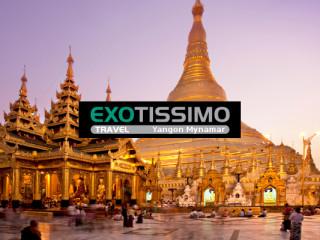 Exotissimo Travel - Mynamar, Yangon